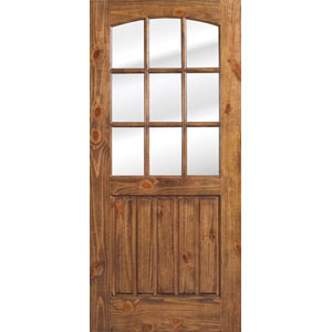 Wooden exterior french doors doors for Wooden outside doors