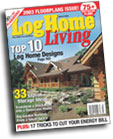 Log Home and Living