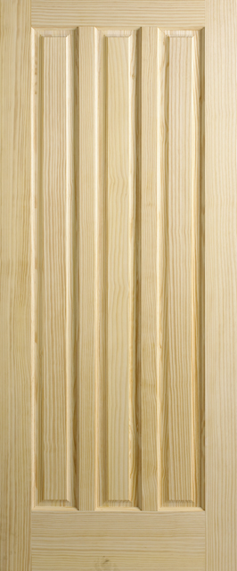 Sierra Clear Pine Interior Doors French Doors Exterior